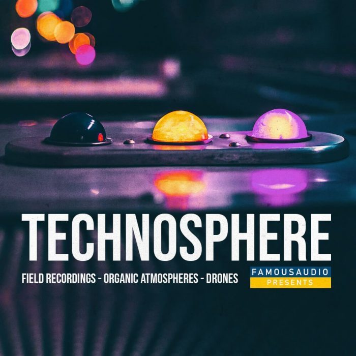 Technosphere offers organic soundscapes and natural field recordings