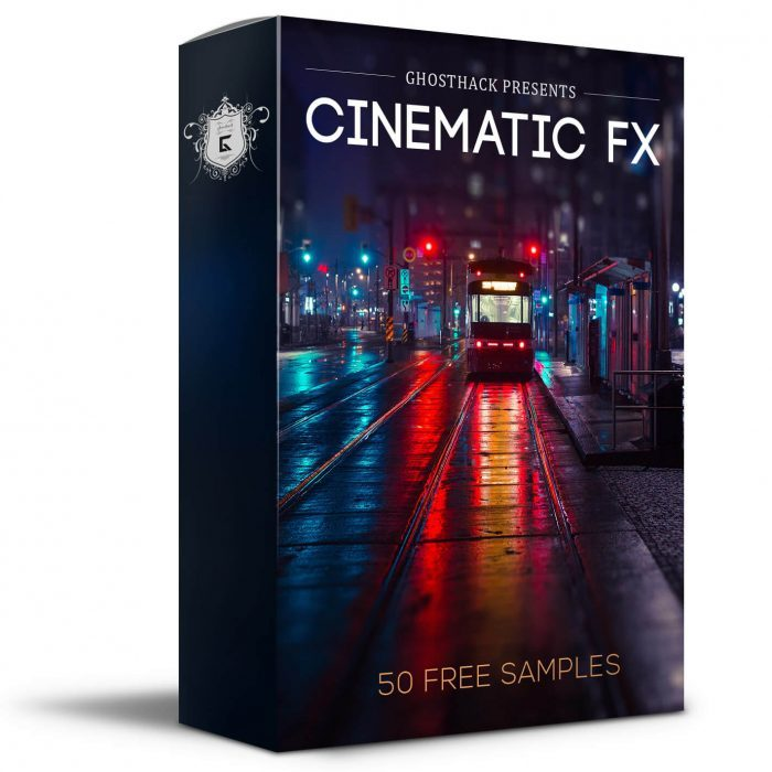 Free Cinematic Sound Fx Sample Pack