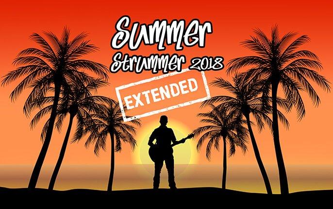 IK Summer Strummer Extended