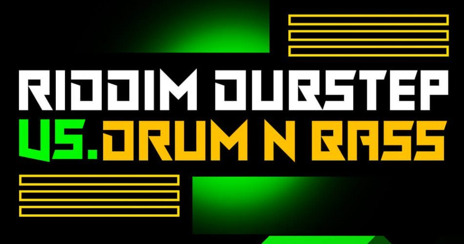 Industrial Strength Samples Riddim Dubstep vs Drum n Bass