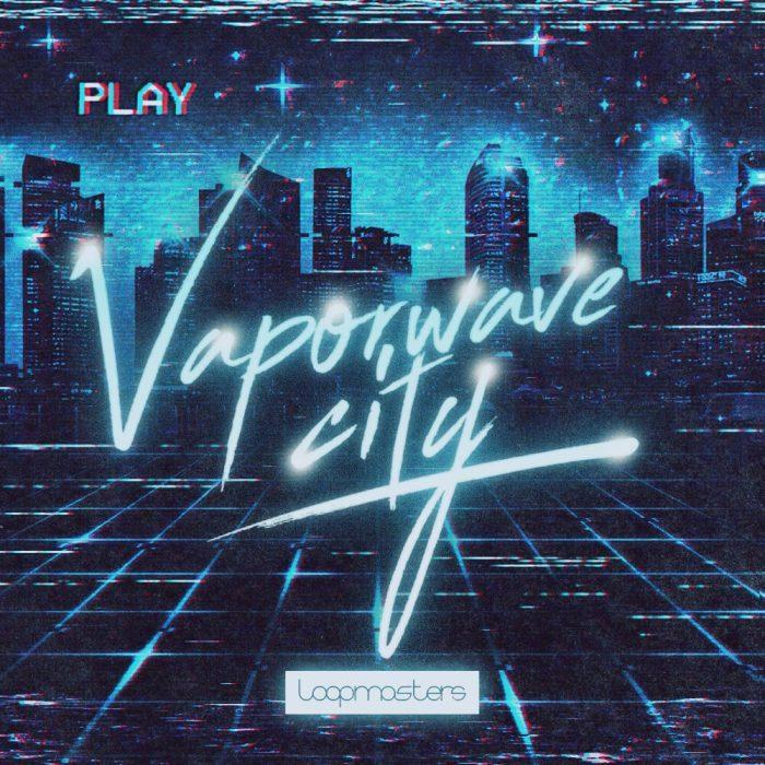 Loopmasters releases Vaporwave City lo-fi sample pack