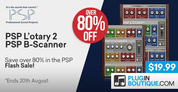 PSP Lotary & B Scanner Sale