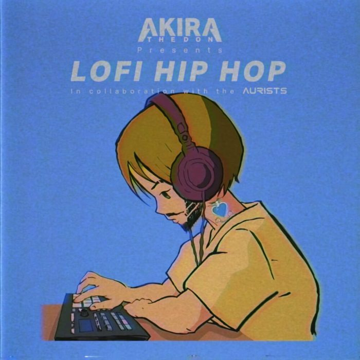 LoFi Hip Hop sample pack by Akira The Don available at Rankin Audio