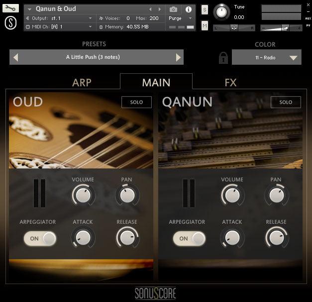 Sonuscore Origins Vol 4 Oud and Qanun