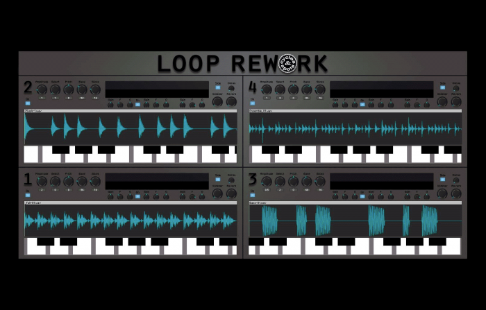ADSR Sounds launches Reaktor Loop Rework & Divine - EDM and