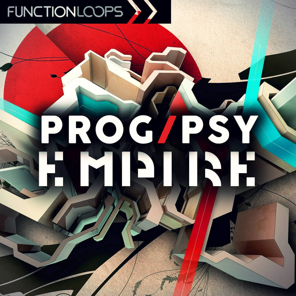 Function Loops releases Progressive Psytrance Empire and Future Pop