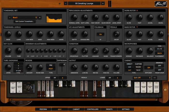 GG Audio Blue3 2.0 edit