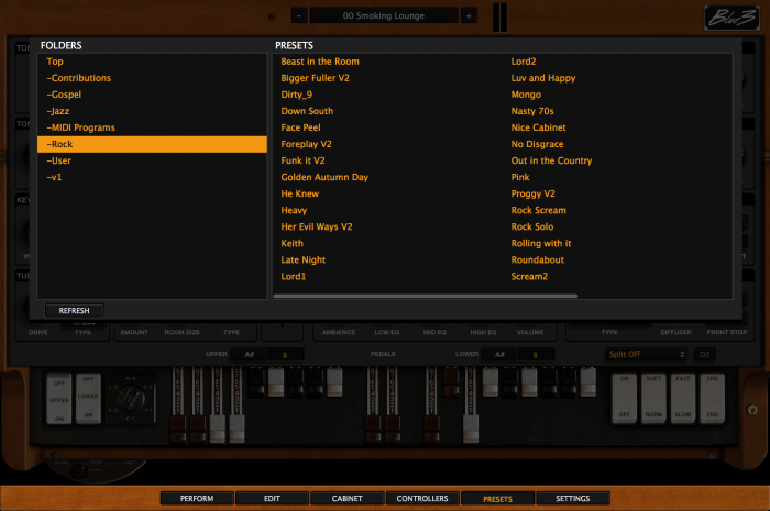 GG Audio Blue3 2.0 presets