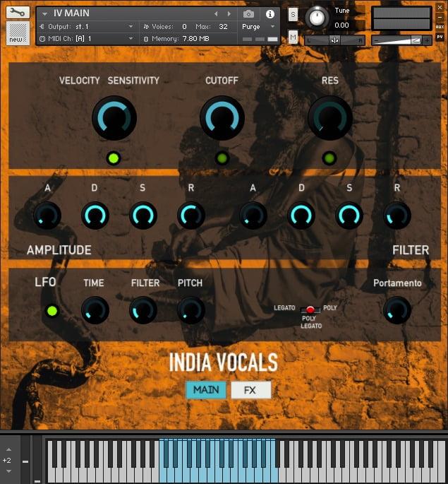 Rast Sound India Vocals Kontakt