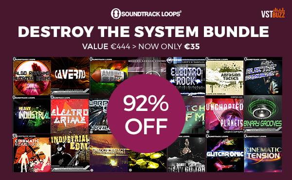VST Buzz Soundtrack Loops Destroy the System Bundle