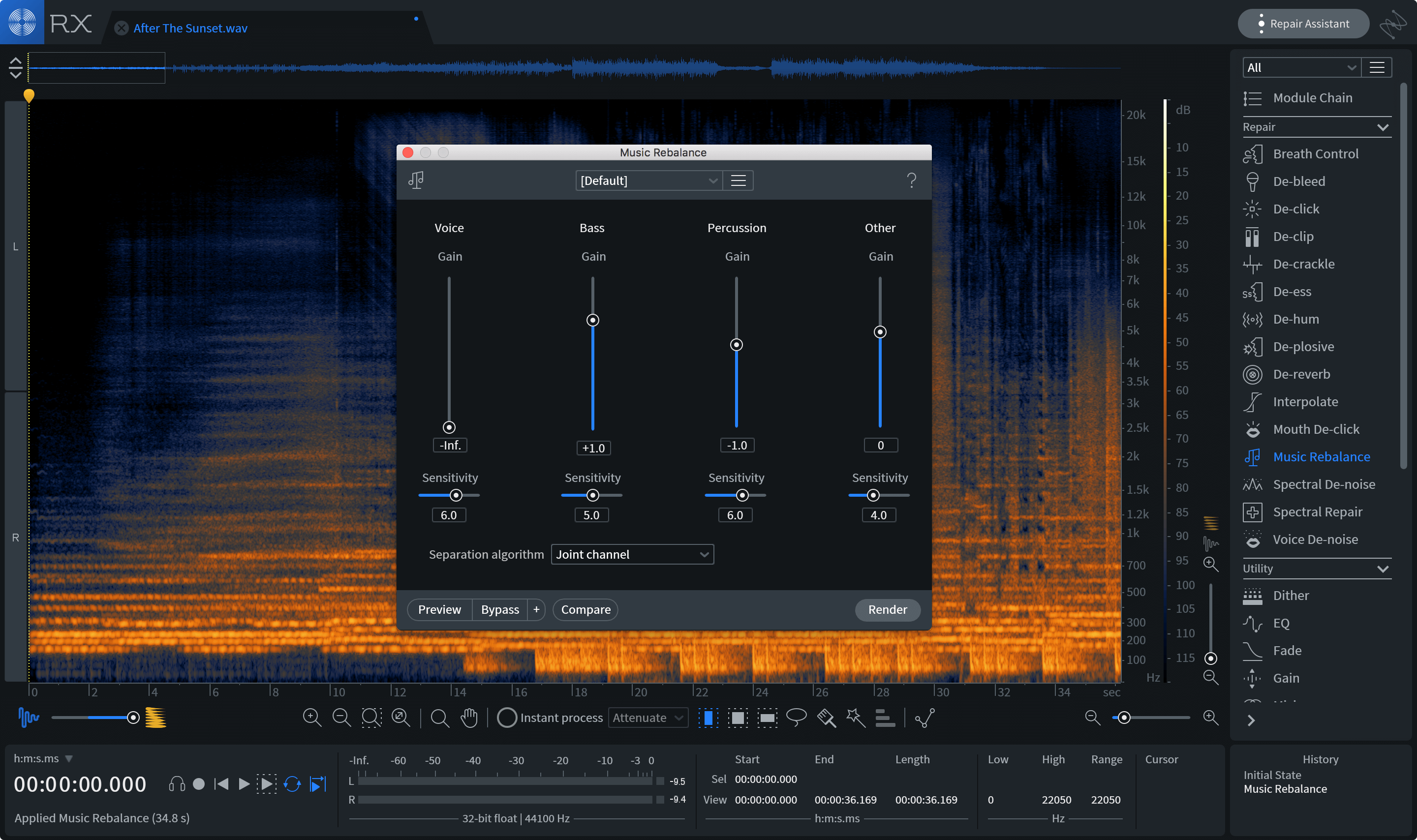 iZotope launches RX 7 with Music Rebalance & Repair Assistant