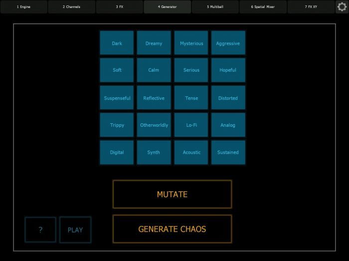 01 Skypad Orbit 4 Generator