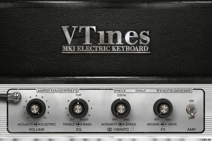 Acousticsamples VTines