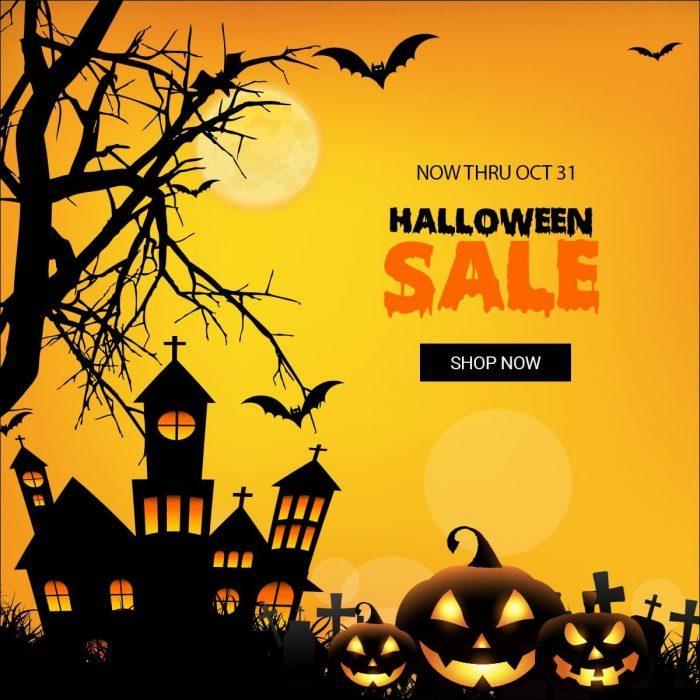 Alonso Sound Halloween Sale