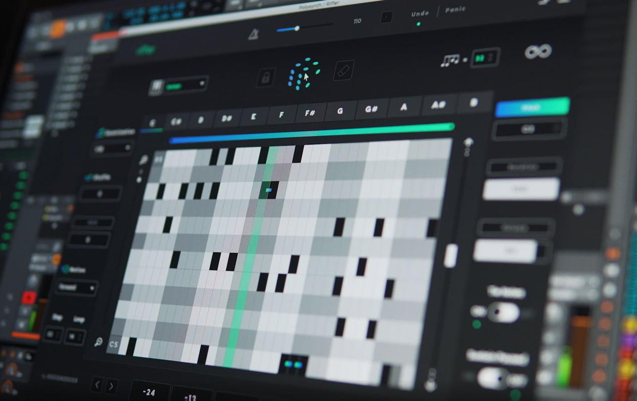 Audiomodern releases Riffer smart MIDI tool that generates