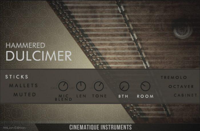 CI Hammered Dulcimer