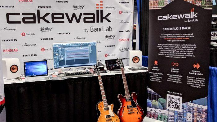 Cakewalk by BandLab AES