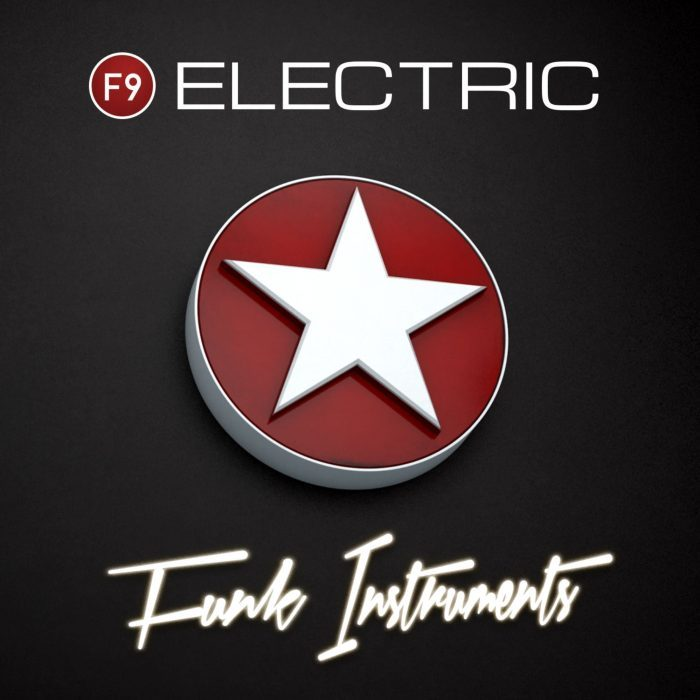 F9 Audio Electric Funk Instruments