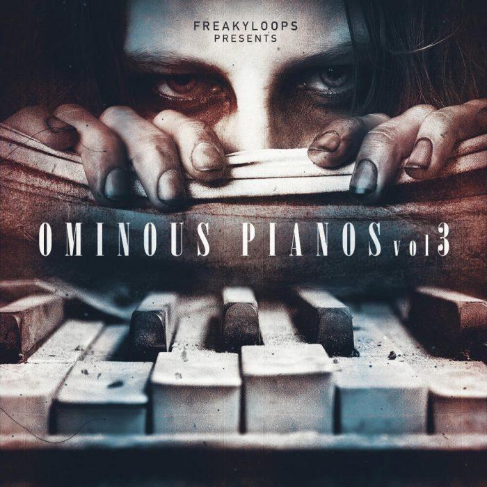 Freaky Loops Ominous Pianos Vol 3