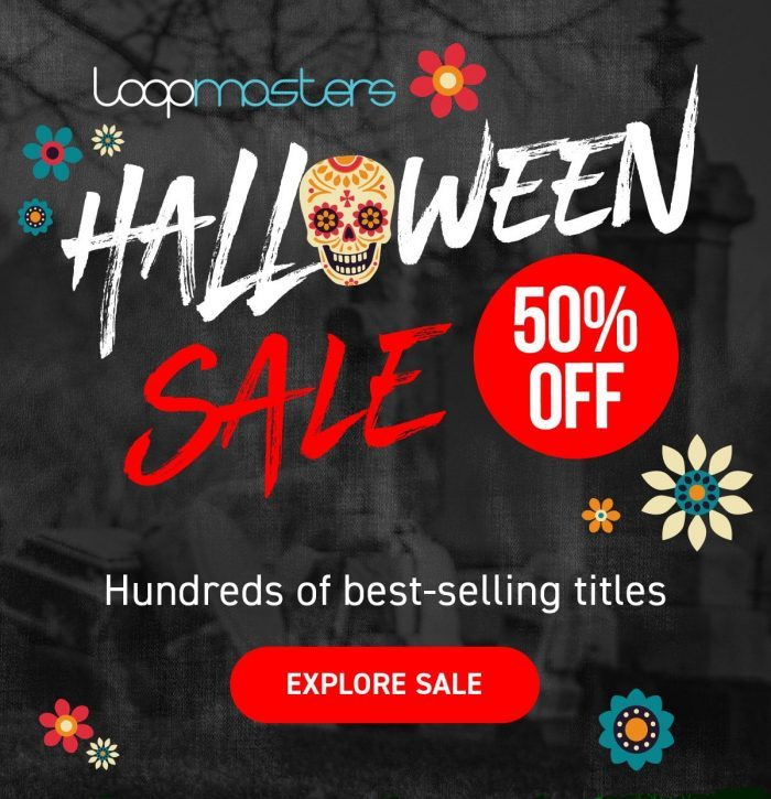 7db0be52907 Save up to 90% off in Loopmasters Halloween Sale & Witch Hunt