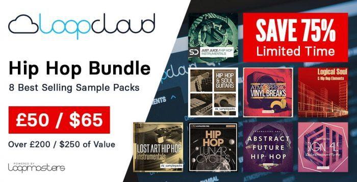 Loopmasters Loopcloud Hip Hop Bundle