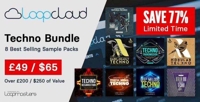 Loopmasters Loopcloud Techno Bundle
