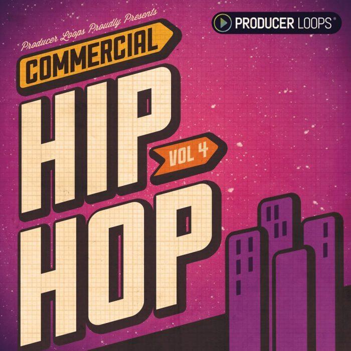 Producer Loops Commercial Hip Hop Vol 4
