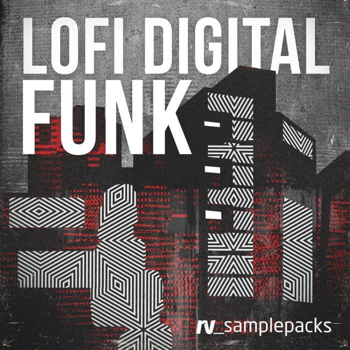 RV Samplepacks Lo-Fi Digital Funk