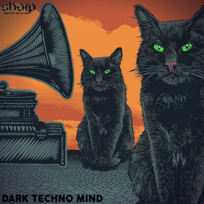 SHARP  Dark Techno Mind