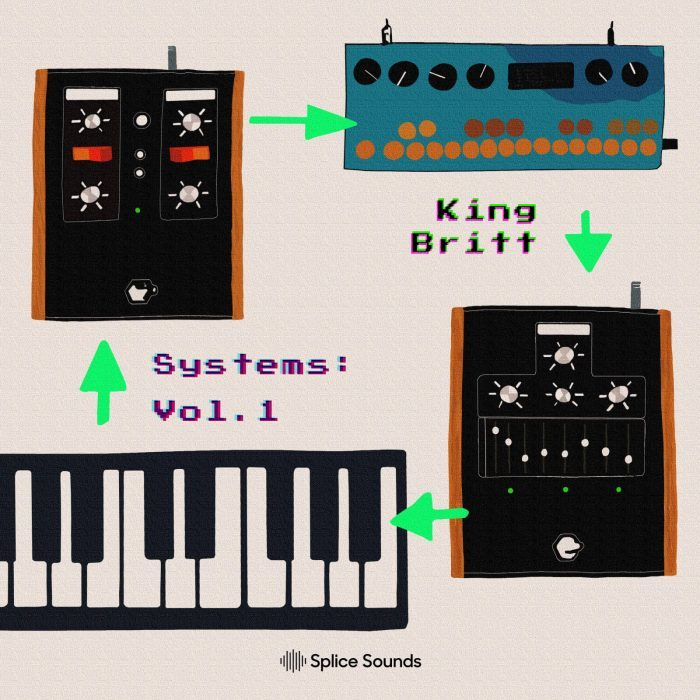 Splice Sounds King Britt Systems Vol 1