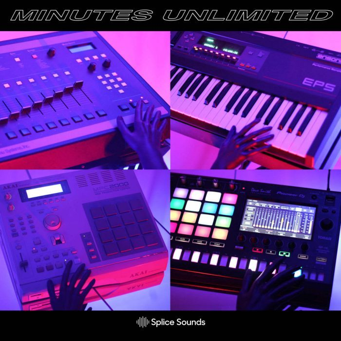 Splice Sounds Minutes Unlimited
