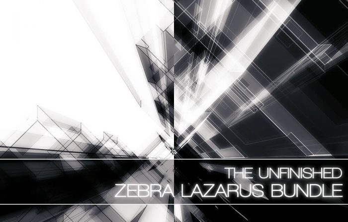 The Unfinished Zebra Lazarus Bundle