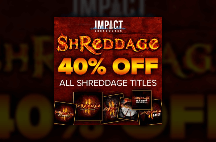 TimeSpace Shreddage Sale