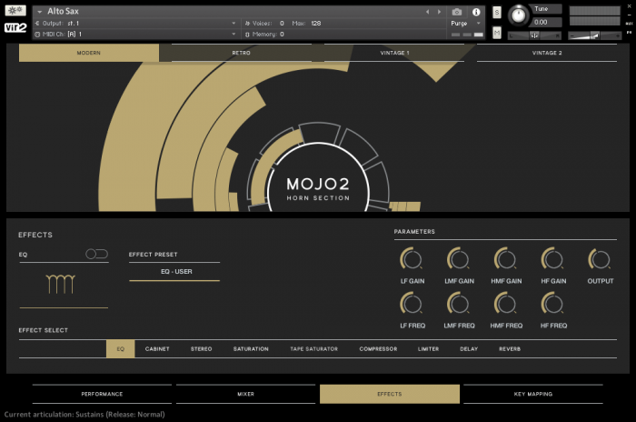 Vir2 MOJO2 GUI Effects
