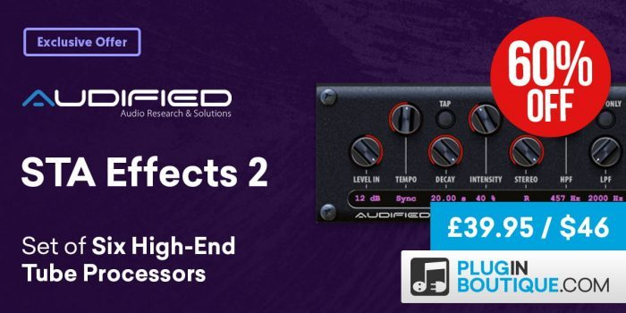 Audified STA Effects 2 sale