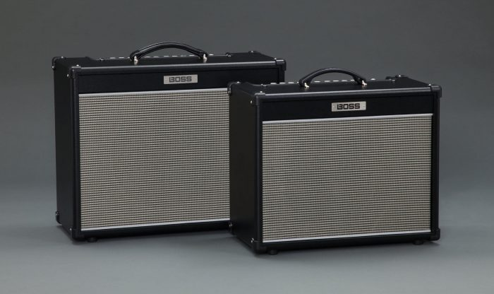 BOSS Nextone guitar amps