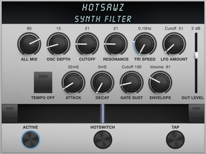 Eventide HotSawz for H9