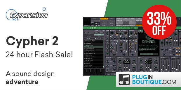FXpansion Cypher2 Flash Sale