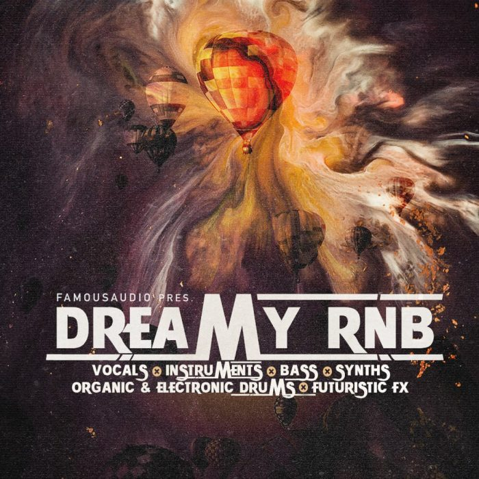 Famous Audio Dreamy RnB