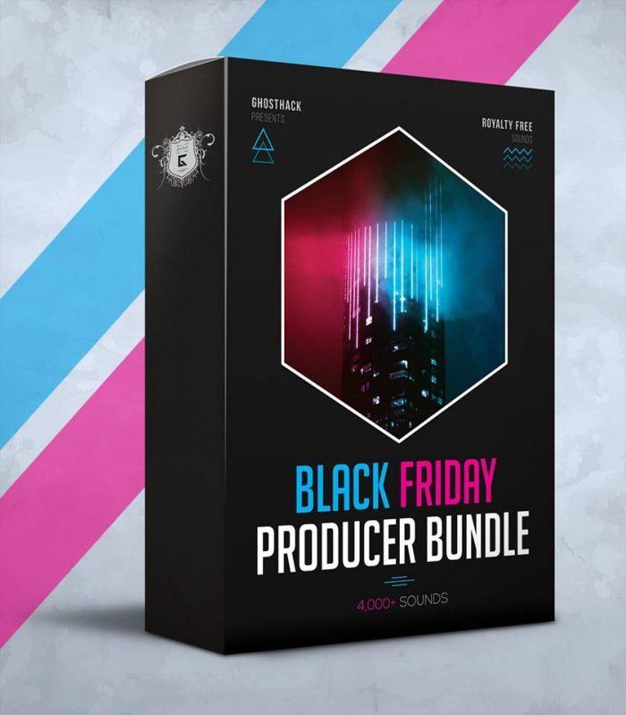Ghosthack Black Friday Producer Bundle