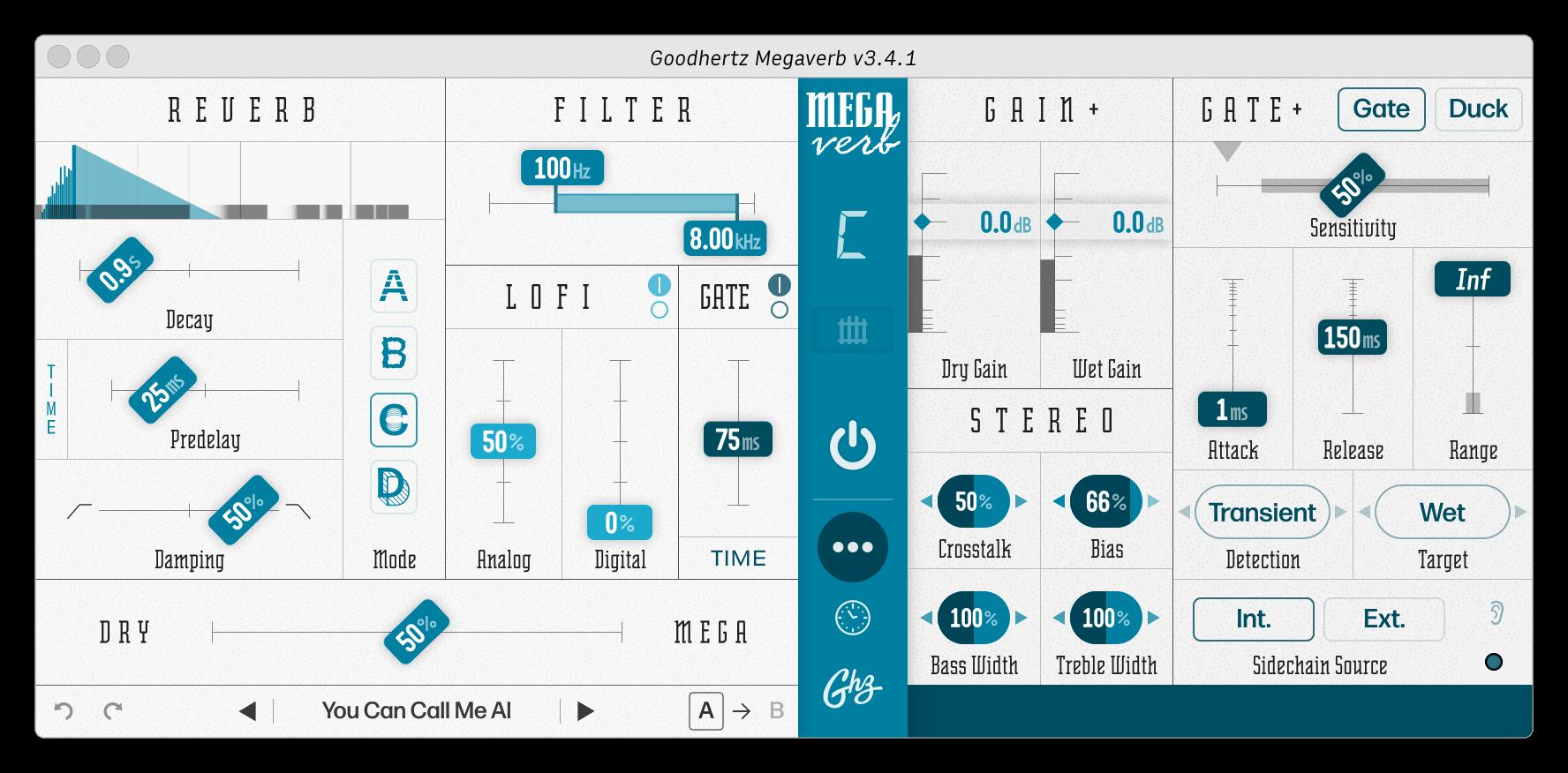 Goodhertz launches 3 4 1 update including new Megaverb plugin
