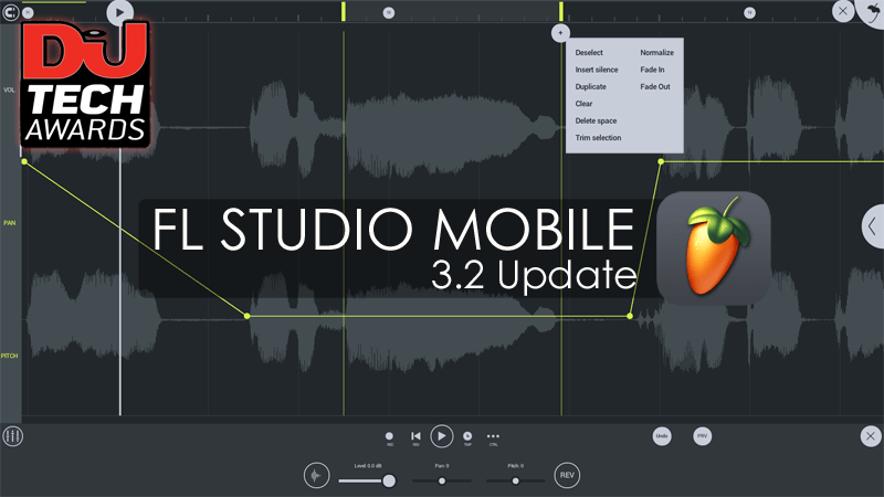 Image-Line updates FL Studio Mobile for iOS, Android & Windows to v3 2