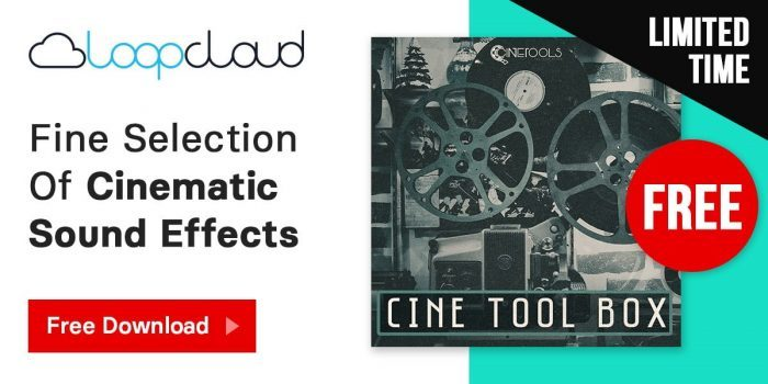 Loopcloud Cine Tool Box