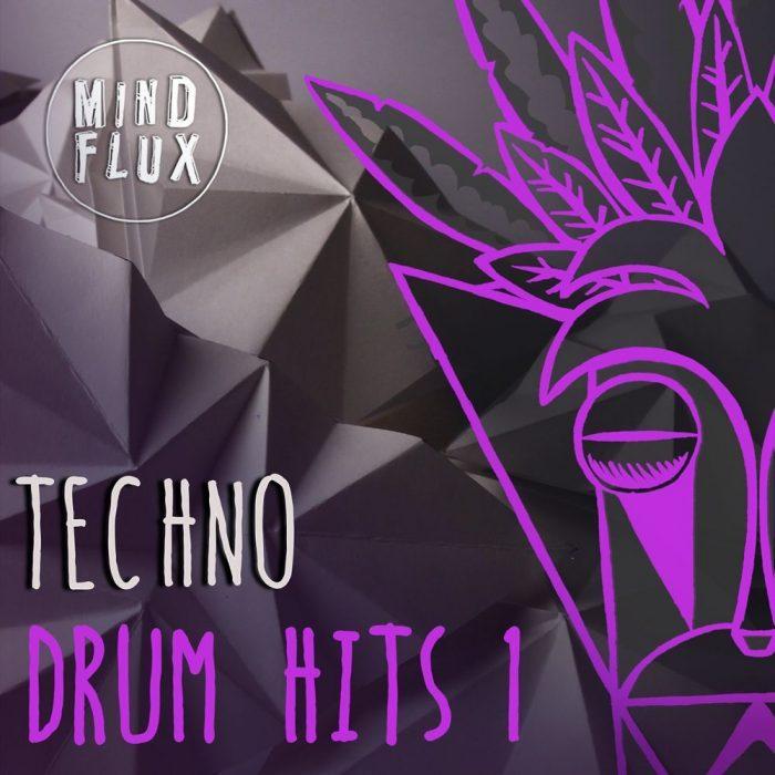 Mind Flux Techno Drum Hits