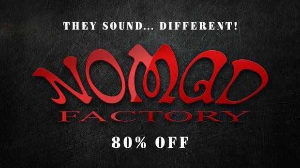 Nomad Factory sale