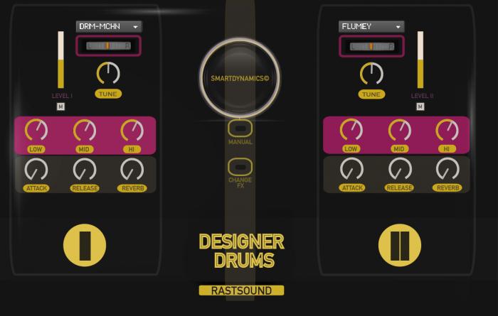 Rast Sound Designer Drums 1.1