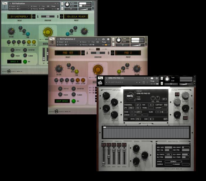 Rigid Audio Pads Bundle