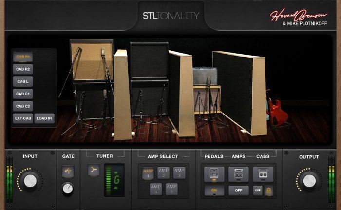 STL Tonality Howard Cab Module