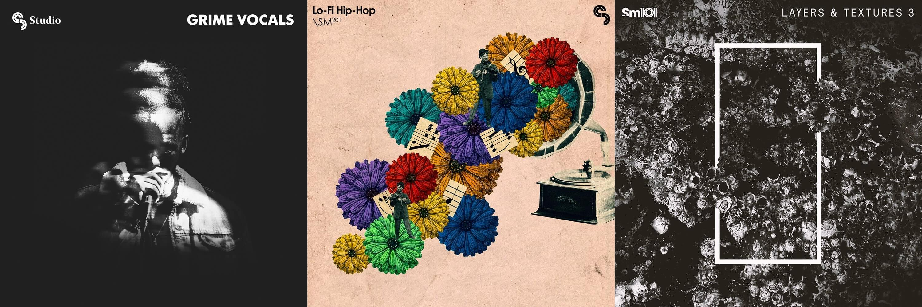 Sample Magic releases Grime Vocals, Lo-Fi Hip-Hop & Layers and
