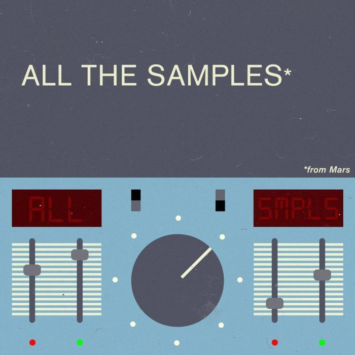 Samples From Mars All The Samples